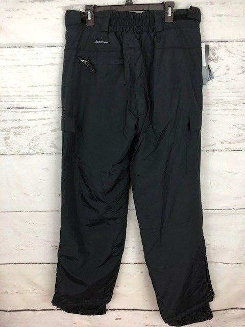 NWT Mambosok Large Black Snow Pants Retail $60