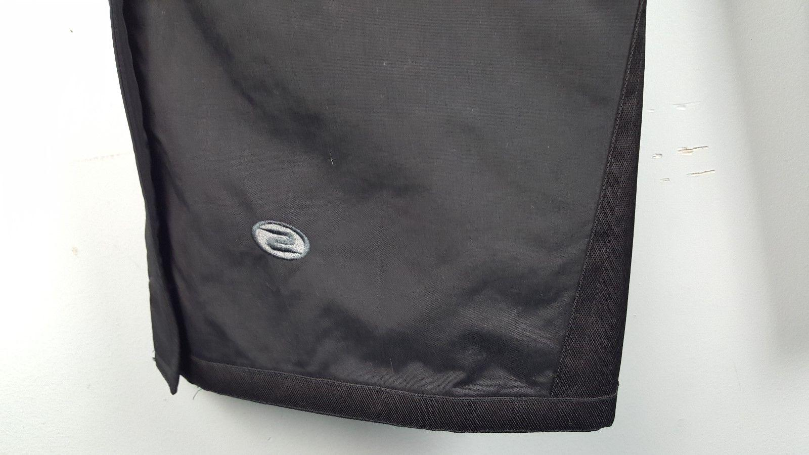 NWT SLALOM Mens Zip Pants Large Insulated Proof $60