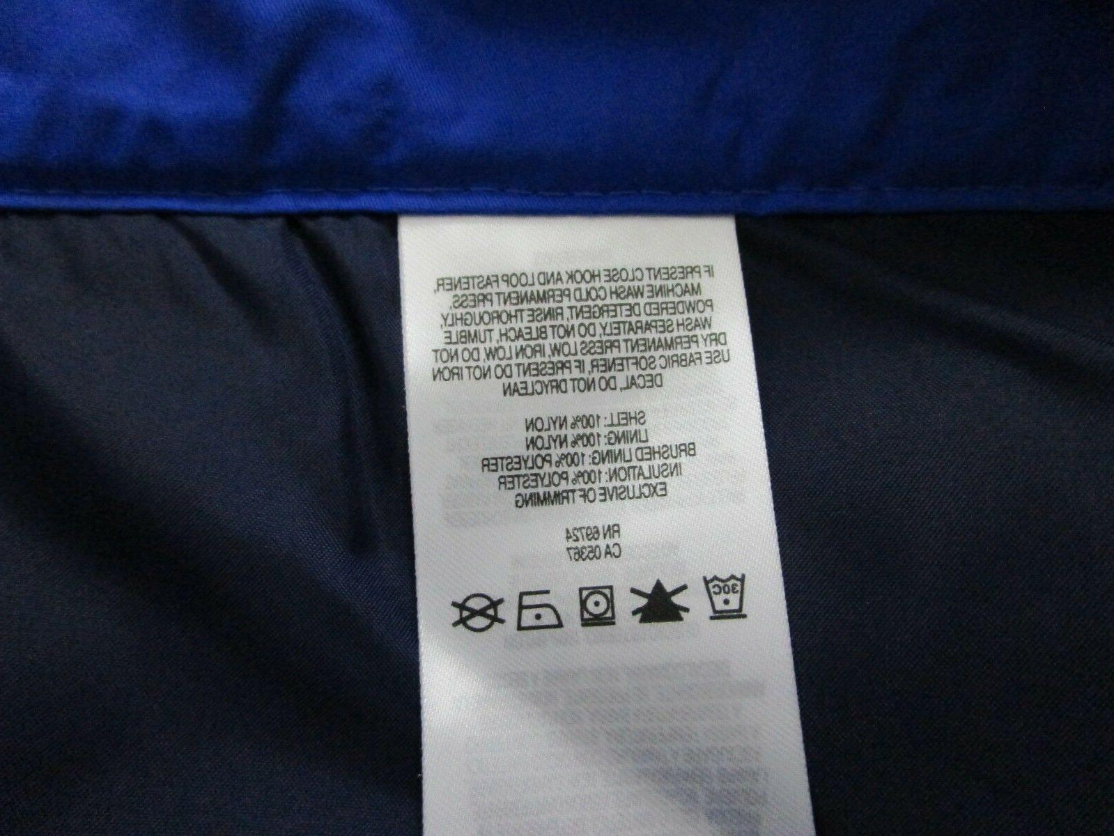 NWT Mens Columbia Gun Cargo Insulated Snow Ski Azul