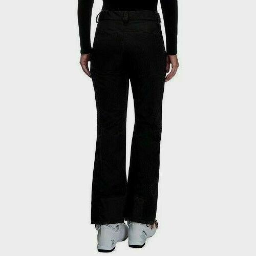 NWT North Face Freedom Insulated Snow Women's size Black 14340
