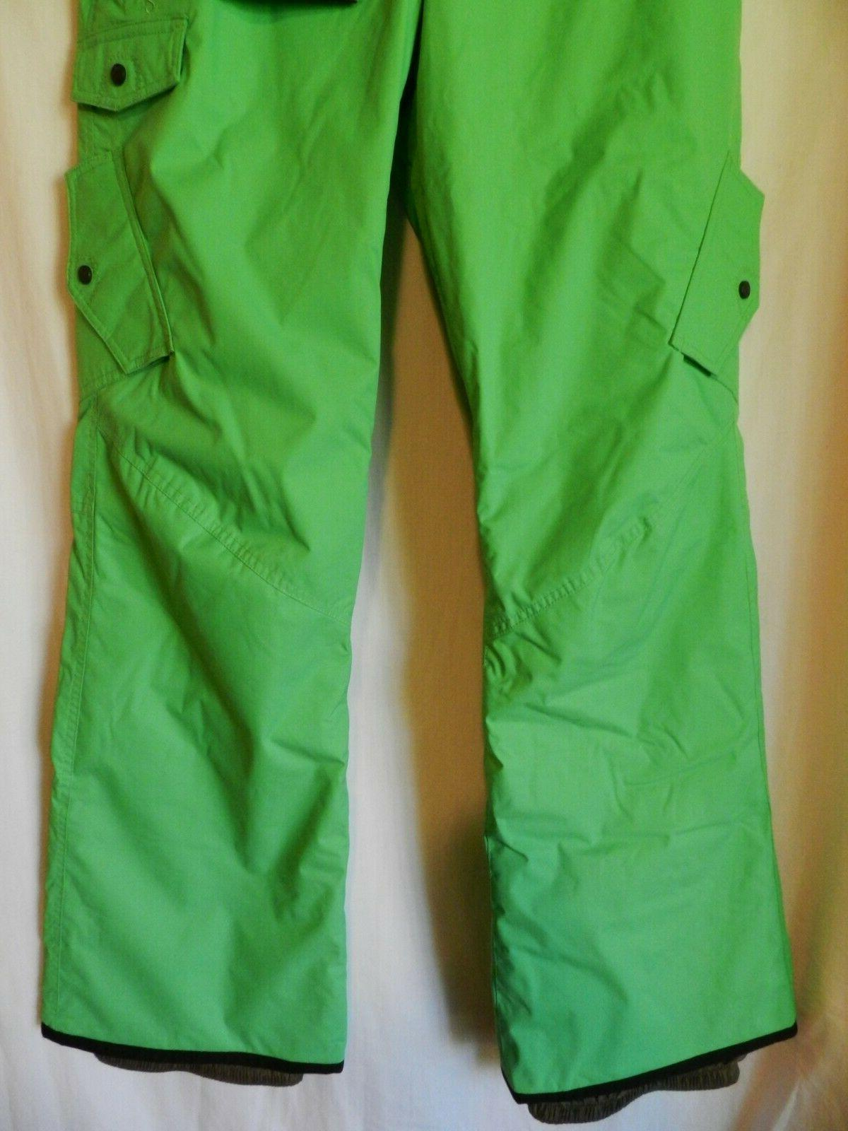 Lime Green Snow XS