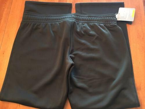 NWT Women's Armour Storm Black Pants Fleece Lined XL