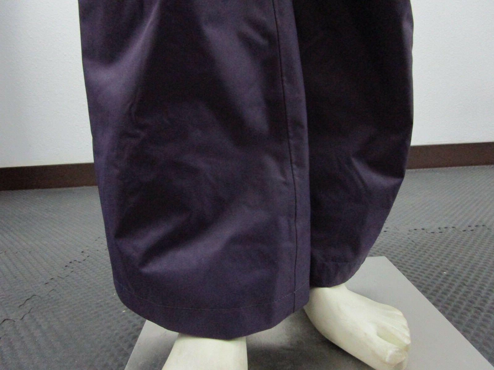 NWT Womens TNF North Insulated Eggplant
