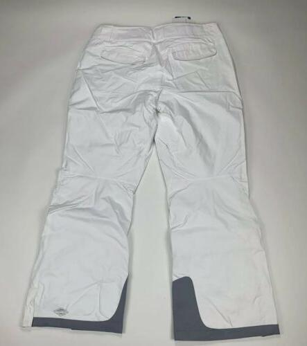 Columbia Pants Women's White Snow