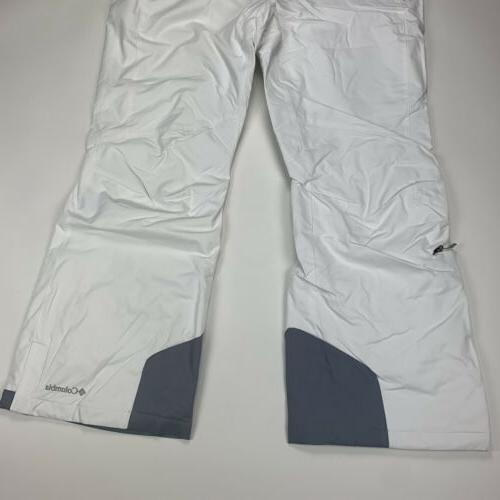 Columbia Pants Women's White