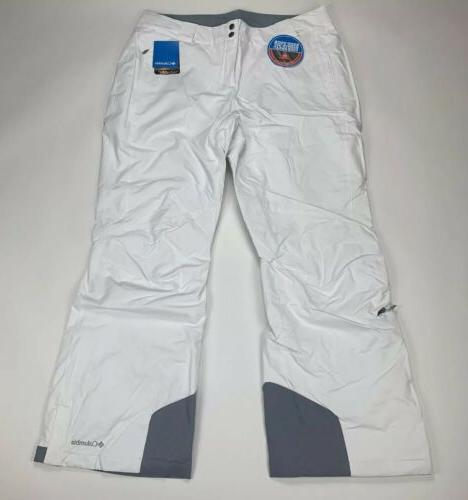 omni heat bugaboo pants women s size