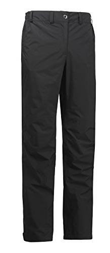 Helly Hansen Men's Packable Pant, Black, X-Large