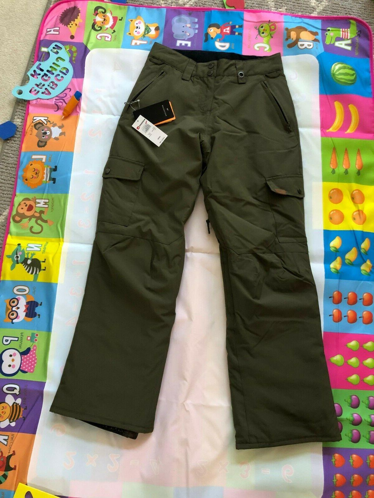 Quiksilver Porter Youth Pants /