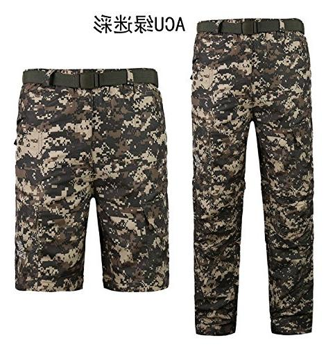 quick dry pants trousers detachable