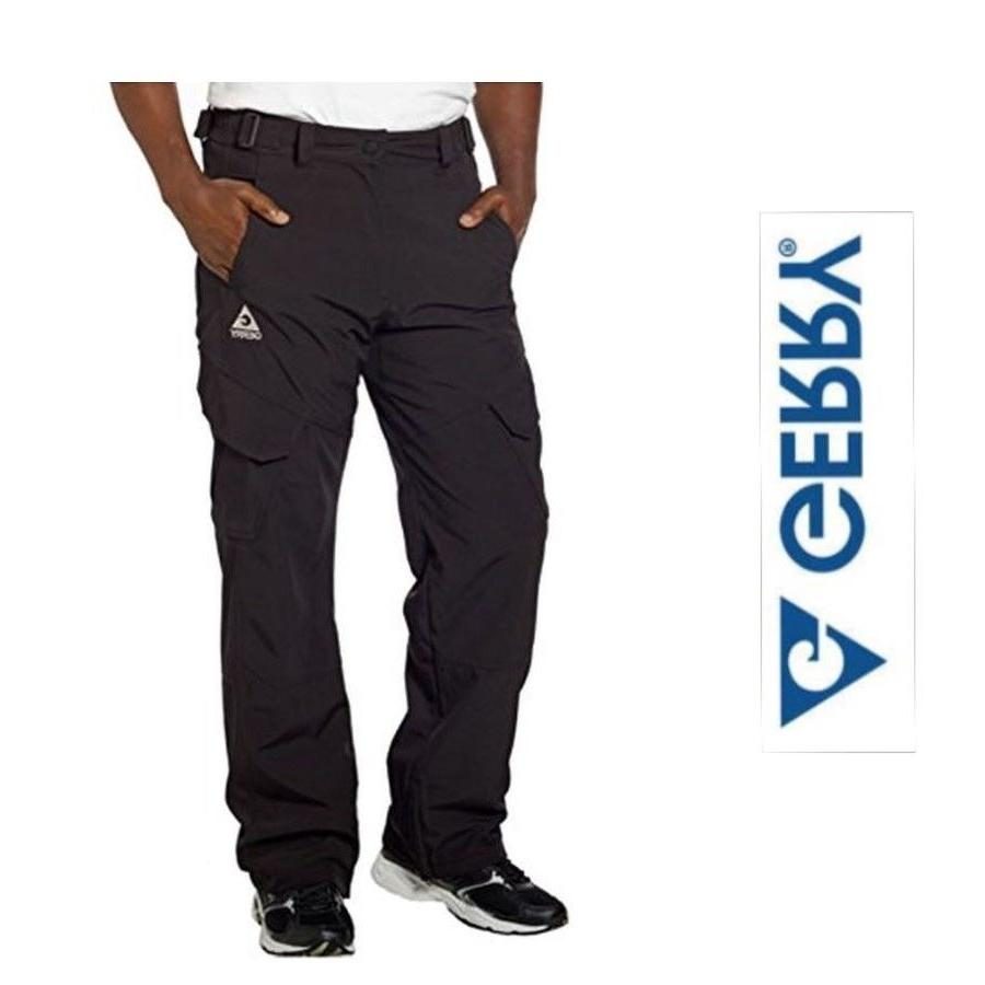 SALE! Gerry Men's Snow Tech Pants with 4 Way Stretch Fabric