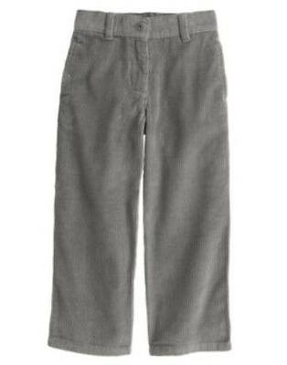 snow days gray corduroy pants 5 7