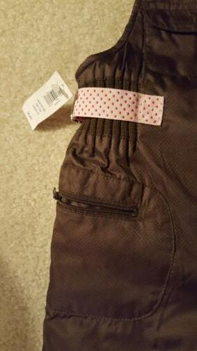 Old Navy Snow Pants Baby Girl NWT