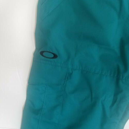 Oakley Snowboard Snow Ski Winter Pants Mens Large NWT