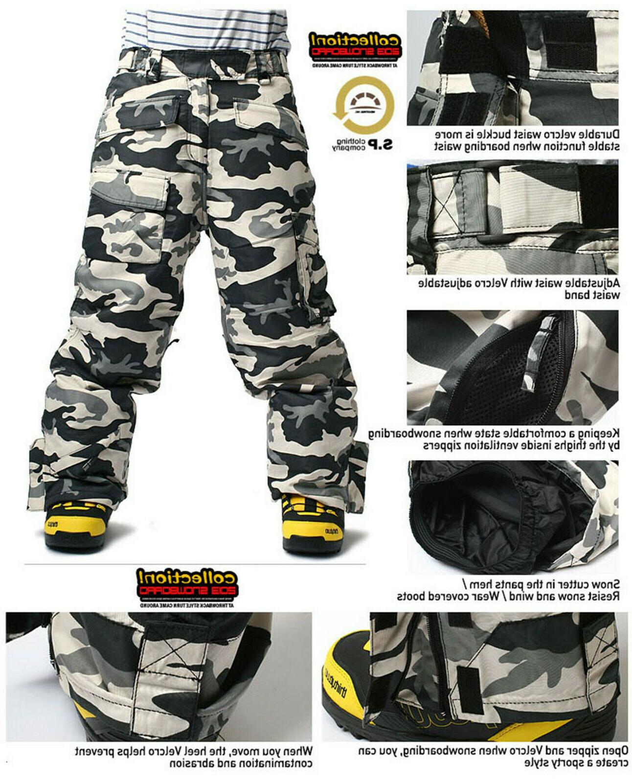 SnowBoard Snow Pants Trousers