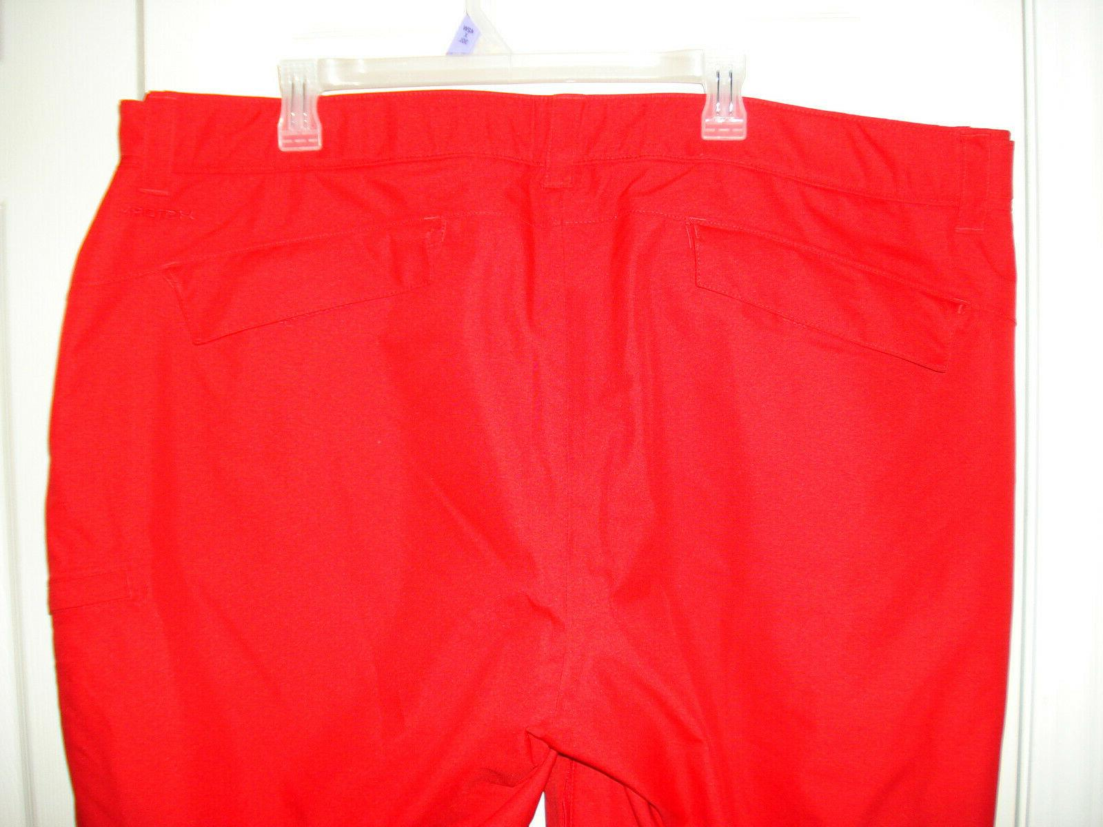 UNDER ARMOUR STORM INFRARED BOARD SKI PANTS SIZE 3XL