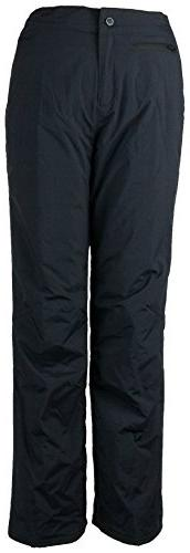 Obermeyer Sugarbush Womens Ski Pants - 20/Black