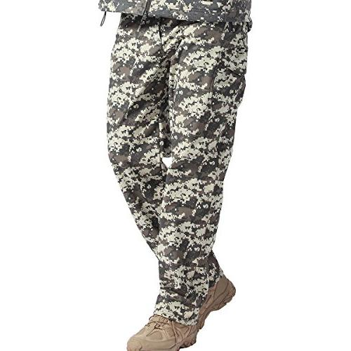 FREE SOLDIER Pants Fleece for Upgraded Style
