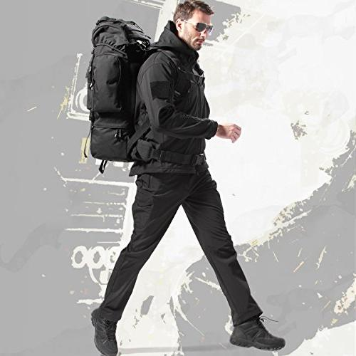 FREE Men's Tactical Pants Fleece for Upgraded Style