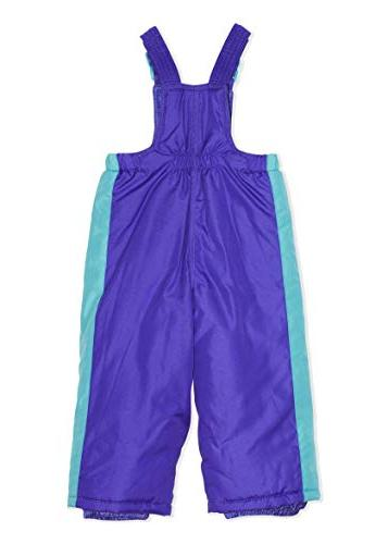 Arctic Quest Infant Girls Color Fleece Lined Hood and Pants Turquoise, 12M