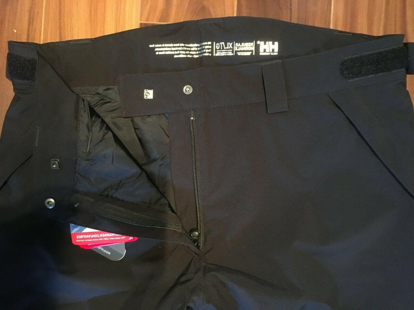 Helly Ski Pant RECCO Waterproof Breathable