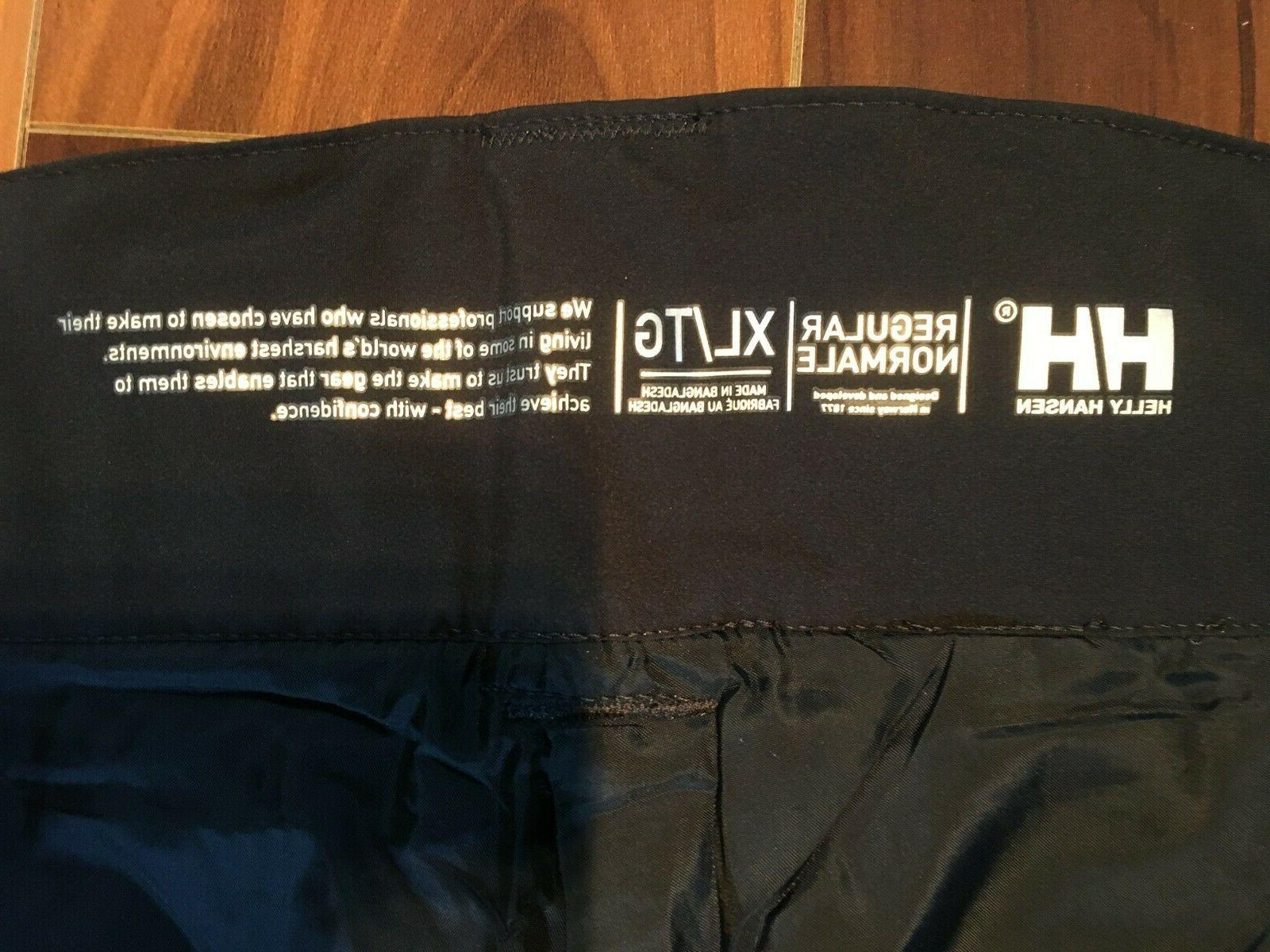 Helly Insulated Ski Snow RECCO Waterproof