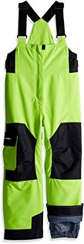 Obermeyer Kids' Volt Pant Screamin Green 6