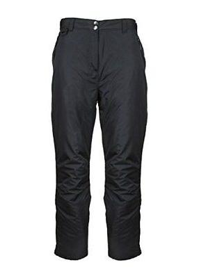 water resistant insulated ski snow pants