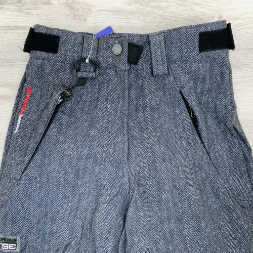 32 Degrees Weatherproof Overall Snow Kids 5-8 Gray