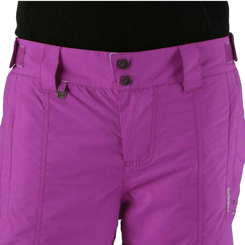 Wed'ze by Decathlon Women's Magenta Evostyle Waterproof Pants