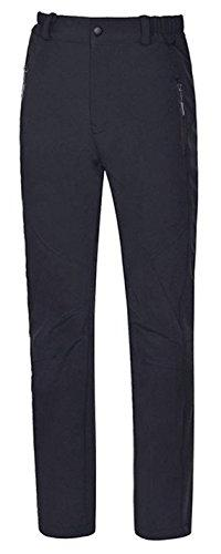 Wantdo Women's Windproof Cargo Snow Pants Fleece Ski Pant