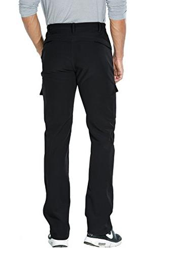 Nonwe Waterproof Lined Cargo Snow Pants S