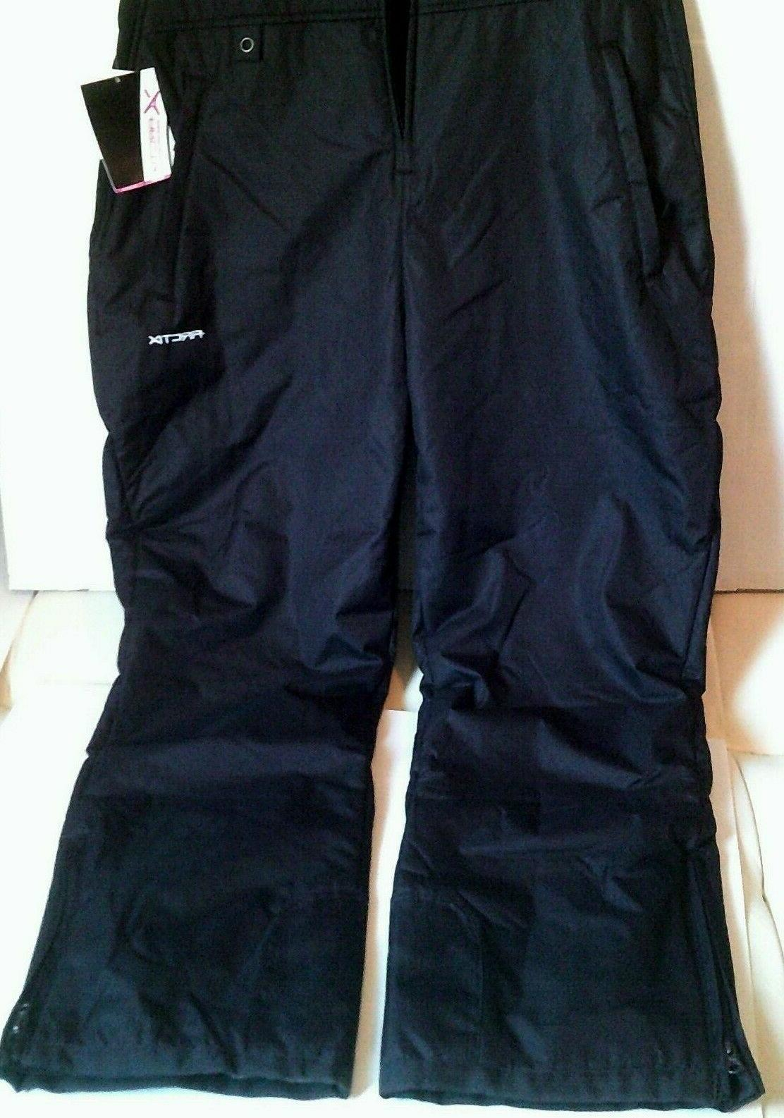 Arctix Insulated Bib Overall Pants Plus NWT