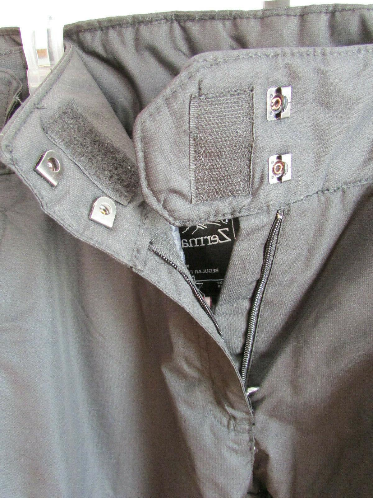 Zermatt Snow Pants Wind & Resistant Breathable