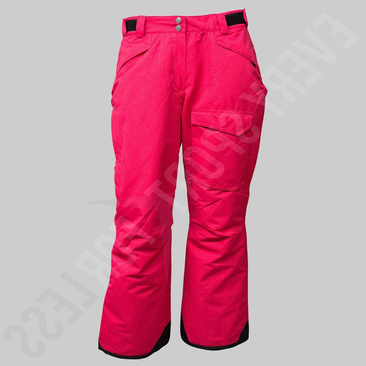 womens adult rider snow pant juicy melon