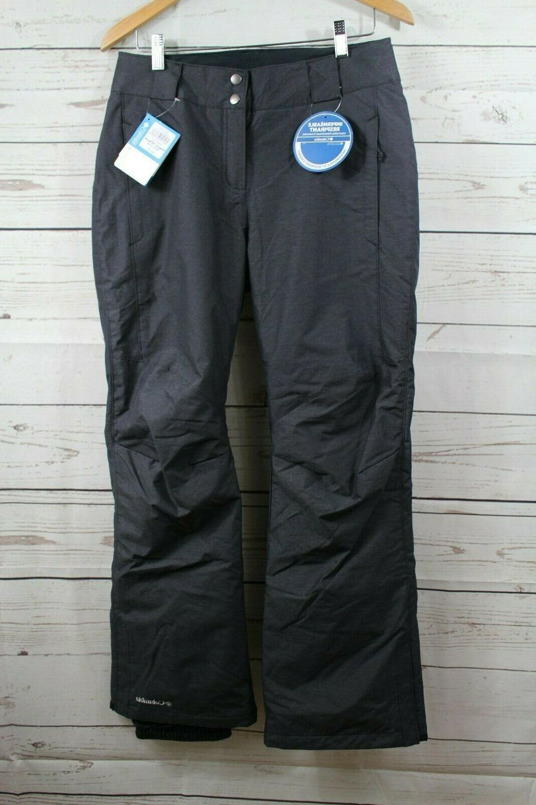 womens bugaboo omni heat insulated snow pant