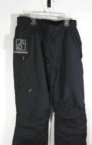 Arctic Quest Insulated Ski Snow Black