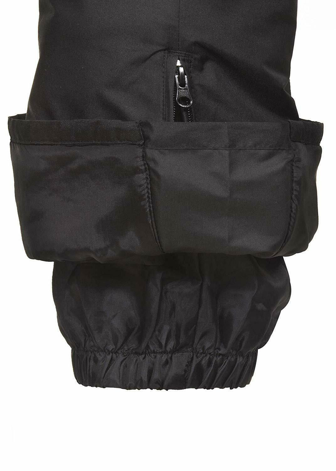 ARCTIC QUEST - Insulated Pants Black -- SIZE