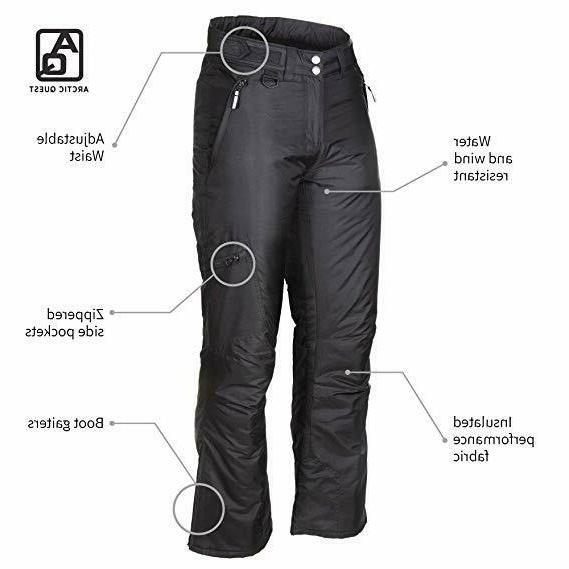 ARCTIC QUEST Insulated & Pants SIZE SMALL -