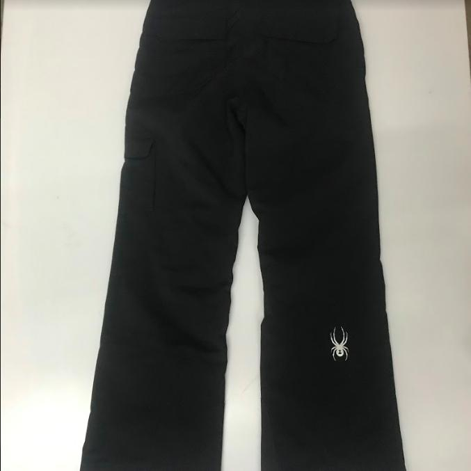 SPYDER lined Pants Thinsulate Black NWOT!!
