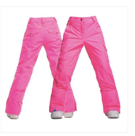 womens size small hot pink waterproof insulated