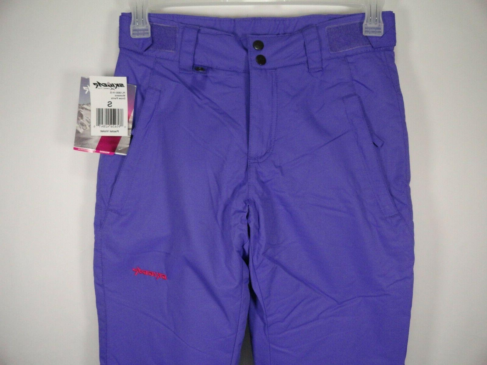 Arctix Womens Pastel Skigear Waterproof Pants