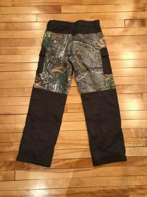 Under Youth Hunting Snow Storm Insulated Pants size
