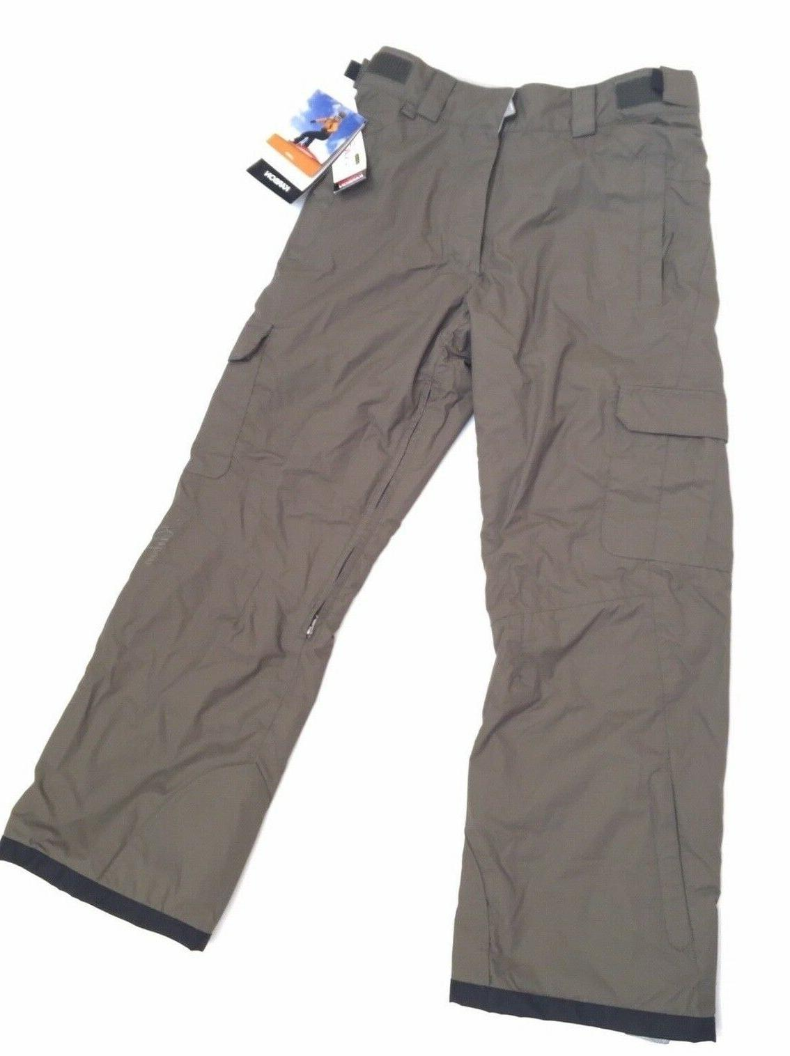 KARBON COMPETITION WEAR Junior SNOW/SKI PANTS youth SIZE