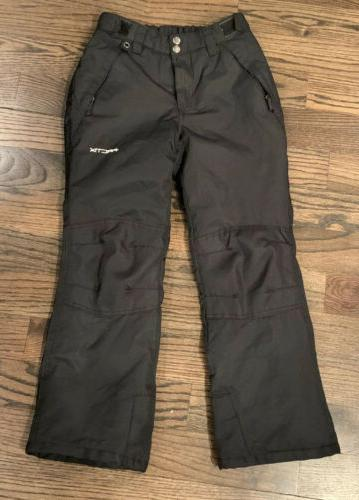 youth insulated snow pants snowboard ski pants