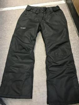 Arctix Medium Ladies Snow Pants, Black, New