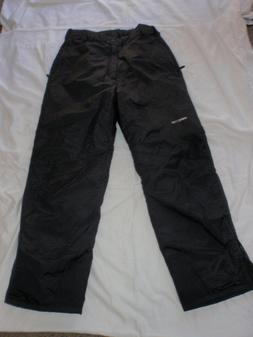 Arctix Men Insulated Classic Snow Ski Board Pants Black LARG