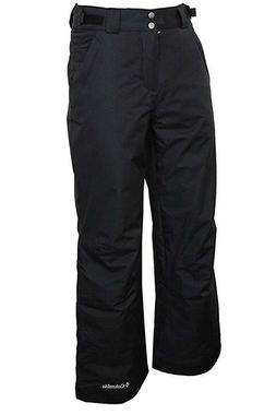 Columbia Men's Arctic Trip Omni-Tech Ski Snow Pants Black