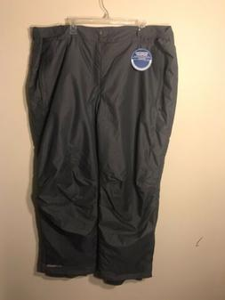 Columbia Men's Bugaboo IV Waterproof Snow Pants 2XL Regular