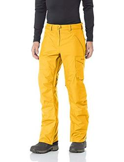 Burton Men's Covert Pant Insulated Snowboarding Pant, Golden