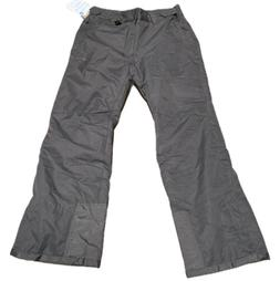 Arctix Men's Essential Snow Pants Charcoal Large/Regular 36-